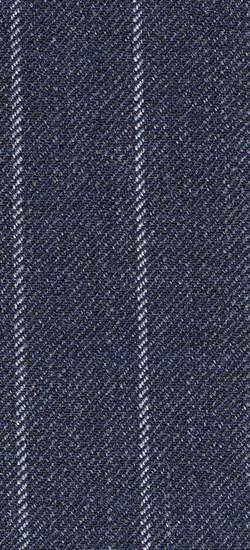 Striped Charcoal Grey Pants