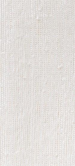 White Raw Silk Pocket Sqaure