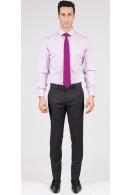 Pink Pinstripe Custom Shirt