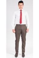 Prince of Wales Brown Pants