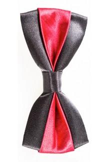 Black/Red Bowtie
