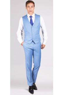 Sky Blue Vest