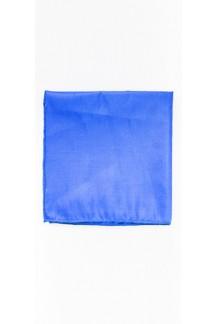 Electric Blue 2 Ply Silk