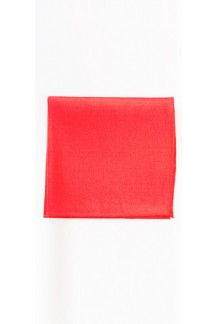 Red 2 Ply Silk