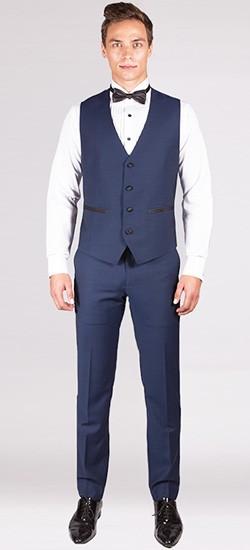 Midnight Blue Vest