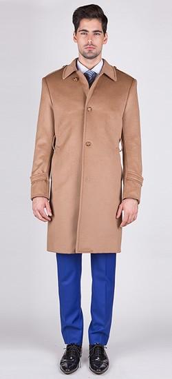 Classic Camel Overcoat
