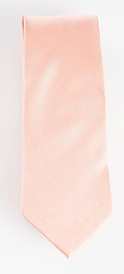 Soft Peach Tie
