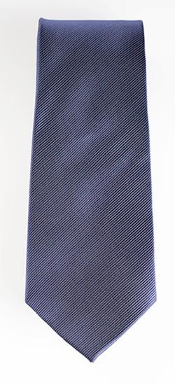 Grey/Blue Tie